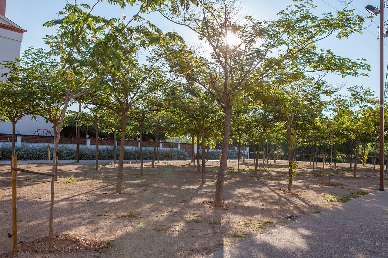 Parc arbrets